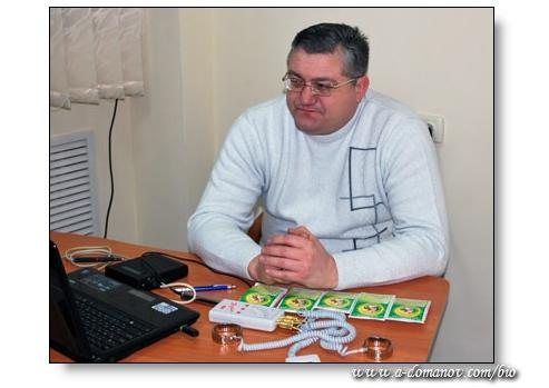 Павлусенко Игорь Иванович Parkes-Medicus