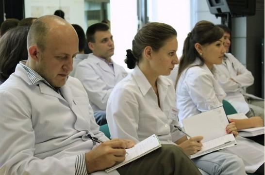 «Паркес-Д»: Обучение и доставка приборов»