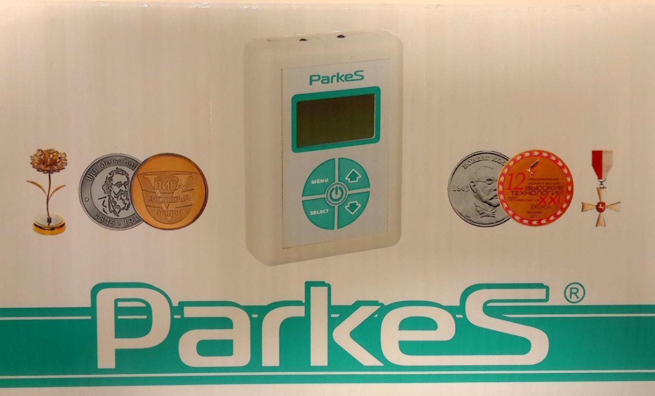 Лечебные Приборы Parkes награды медали